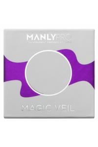 """Прозрачная компактная пудра MPW0 """"Manly Pro"""""""