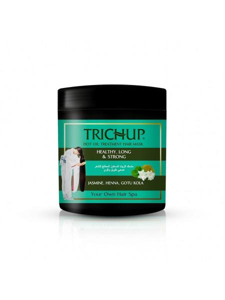 "Маска для волос Keratin Hot Oil Treatment Hair Mask ""Trichup"""