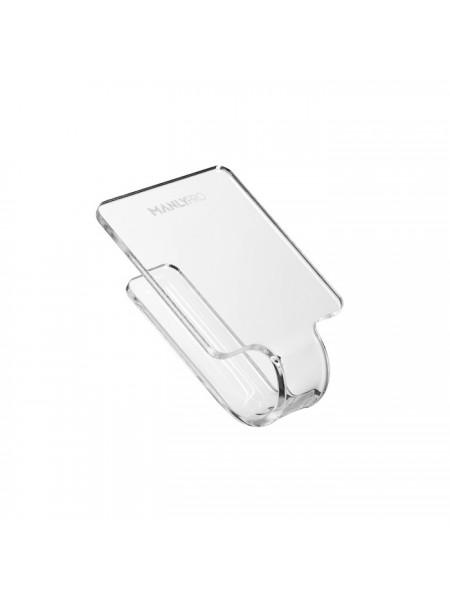 Прозрачная палитра на руку для смешивания косметики ПА02 от ManlyPro