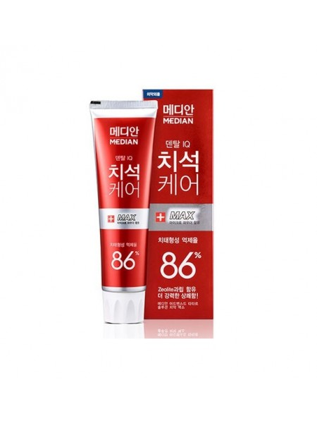 "Зубная паста Dental IQ Toothpaste 86% MAX ""Median"""