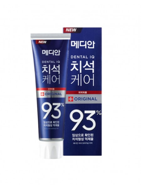 "Зубная паста Dental IQ Tartar Care Toothpaste 93% ORIGINAL ""Median"""