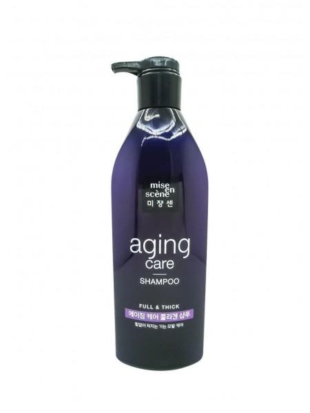 "Антивозрастной шампунь Aging Care Shampoo ""MISE EN SCENE"""
