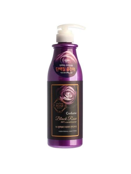 """Кондиционер для волос Черная роза Welcos Confume Black Rose PPT Conditioner """"Welcos"""""""