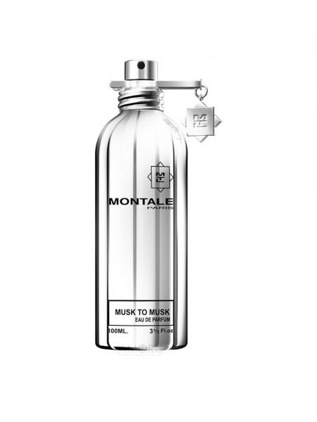 "Парфюмированная вода MUSK TO MUSK  ""Montale"""