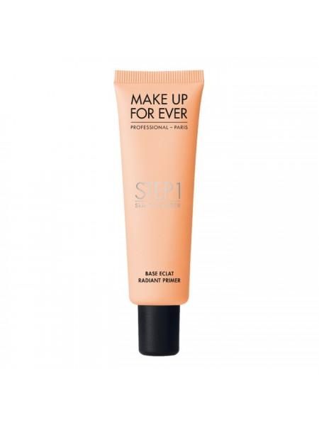 База под макияж придающая сияние коже Step 1 Skin Equalizer персиковая