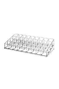 Органайзер косметический,подставка для помад 36 ячеек