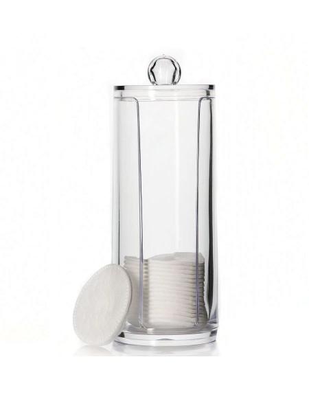 Органайзер косметический пластиковый для ватных дисков