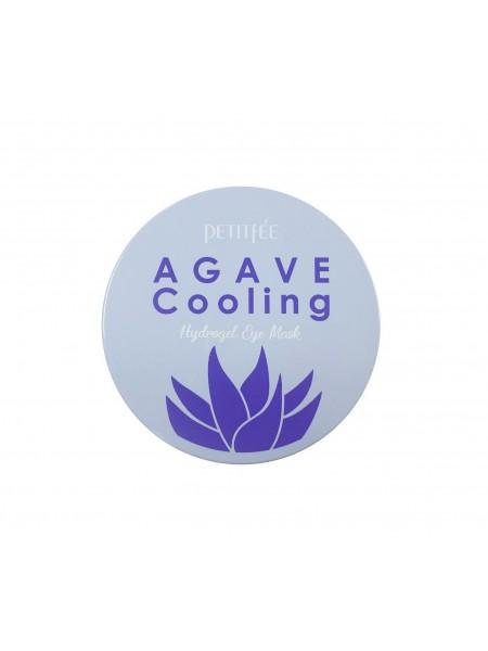"""Охлаждающие гидрогелевые патчи для глаз Agave Cooling, """"Petitfee"""""""