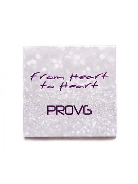 """Магнитная палетка From Heart To Heart под новую коллекцию оттенков Color Exstasy. """"ProVG"""""""