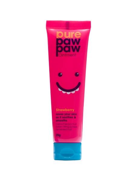 """Восстанавливающий бальзам с ароматом Клубничный смузи """"Pure Paw Paw"""""""