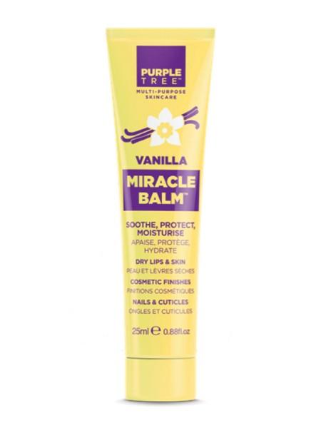 "Бальзам для губ и ухода за кожей с Ваниль ""Purple Tree """