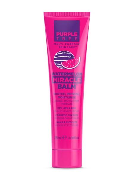 "Бальзам для губ и ухода за кожей с арбузом ""Purple Tree """