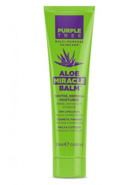 "Бальзам для губ и ухода за кожей с алоэ ""Purple Tree """
