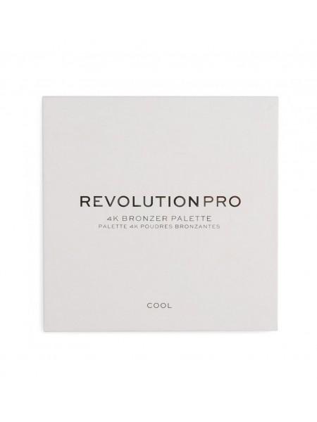"""Бронзер - 4K Bronzer Palette - Cool """"Revolution"""""""
