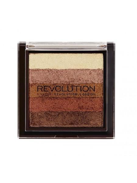 """Хайлайтер Vivid Shimmer Brick Rose Gold """"Revolution"""""""