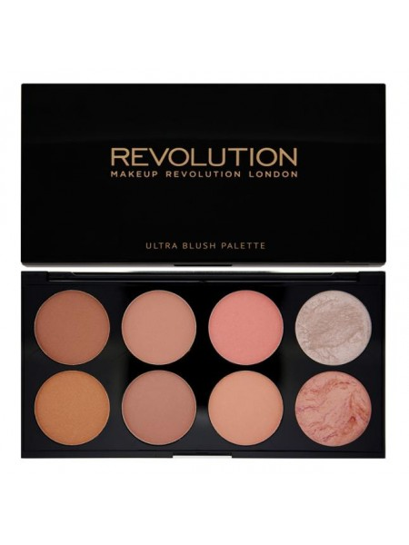 "Палетка румян Ultra Blush Palette Hot Spice ""Revolution"""