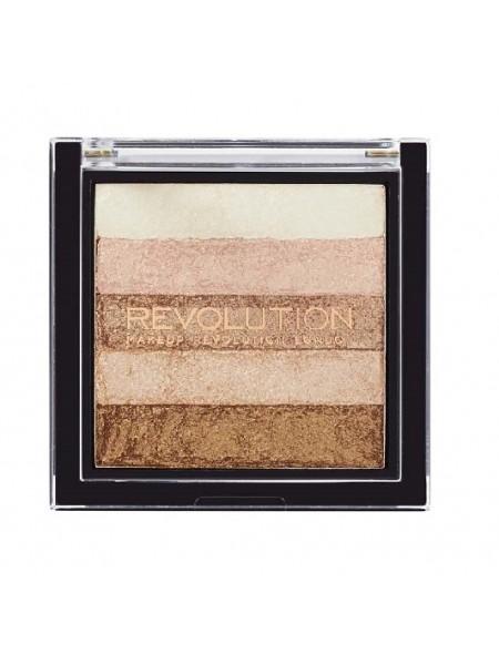"""Хайлайтер Vivid Shimmer Brick Radiant """"Revolution"""""""