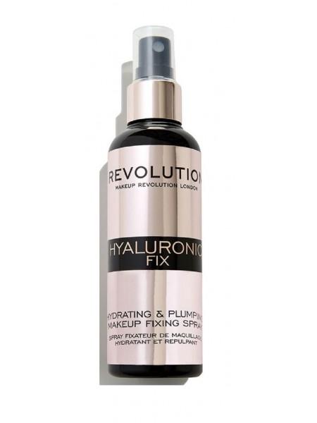 "Спрей для фиксации макияжа  Hyaluronic Fix, 100 мл ""Makeup Revolution"""