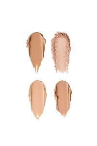 """Палетка для макияжа консилеры и фиксирующая пудра Matte Base Concealer Kit C5-C8 """"Revolution"""""""