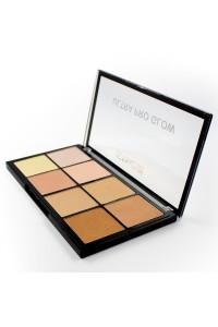 """Палетка хайлайтеров  Ultra Pro Glow """"Makeup Revolution"""""""