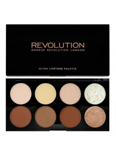 """Палетка сухих скульпторов ( Ultra Contour ) """"Make up Revolution"""""""