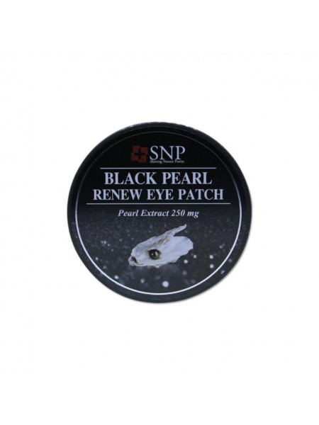 "Патчи для глаз Black Pearl Renew Eye Patch ""SNP"""