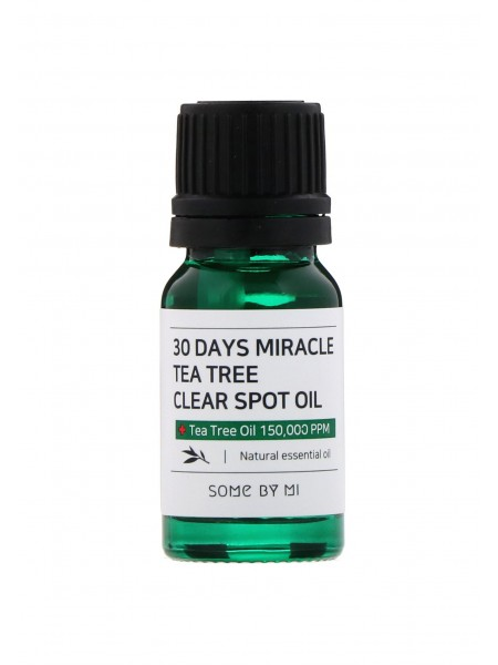 "Масло 30 Days Miracle Tea Tree Clear Spot Oil 10 мл ""Some By Mi"""