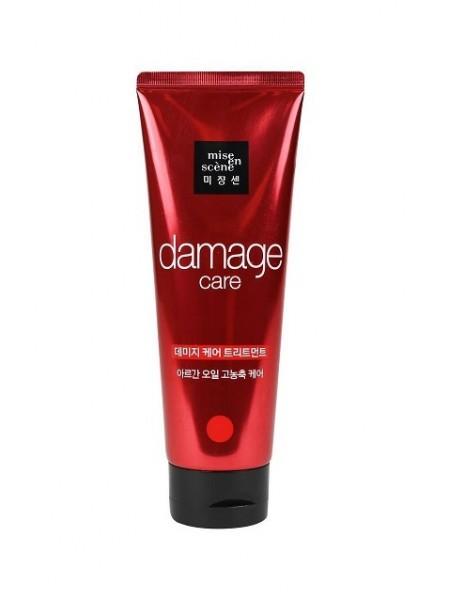 """Маска для поврежденных волос Damage Care Treatment 330ml """"MISE EN SCENE"""""""