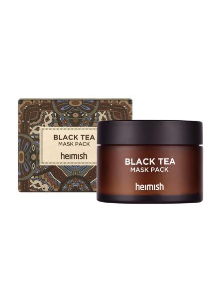 """Успокаивающая маска для лица с черным чаем Heimish Black Tea Mask Pack 110 мл """"Heimish"""""""