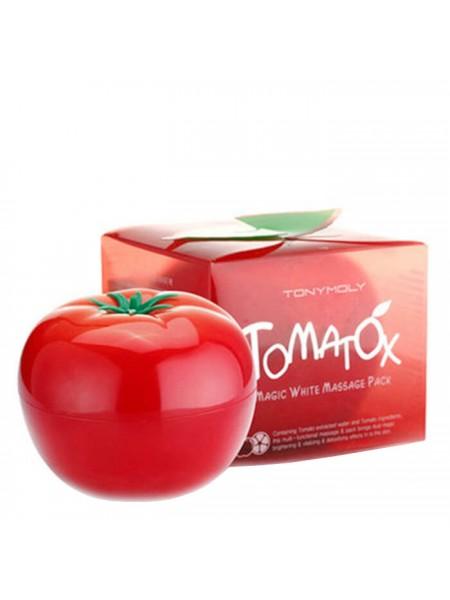 """Крем-маска для лица осветляющая Tomatox Magic Massage Pack, 80 г  """"Tony Moly"""""""
