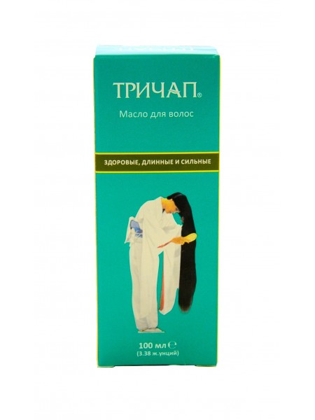 """Масло для волос Healthy Long & Strong 100 мл """"Trichup"""""""