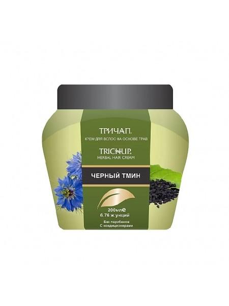 """Крем для волос с черным тмином Black Seed 500 мл """"Trichup"""""""