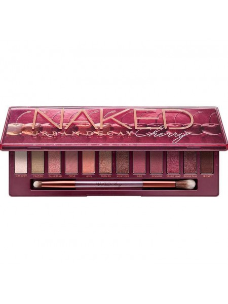 """Палетка теней Naked Cherry Eyeshadow Palette """" Urban Decay"""""""